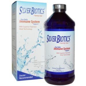 Colloidal Silver by SilverBiotics 16 oz
