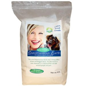 Diatomaceous Earth For Pets & People 1 lb