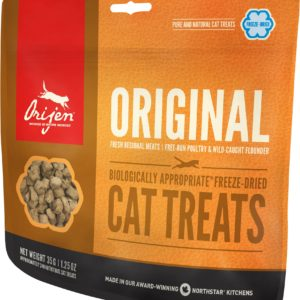 Orijen Freeze dry cat treats 1.25 oz