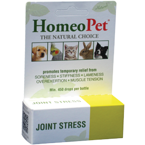 Joint Stress by HomeoPet